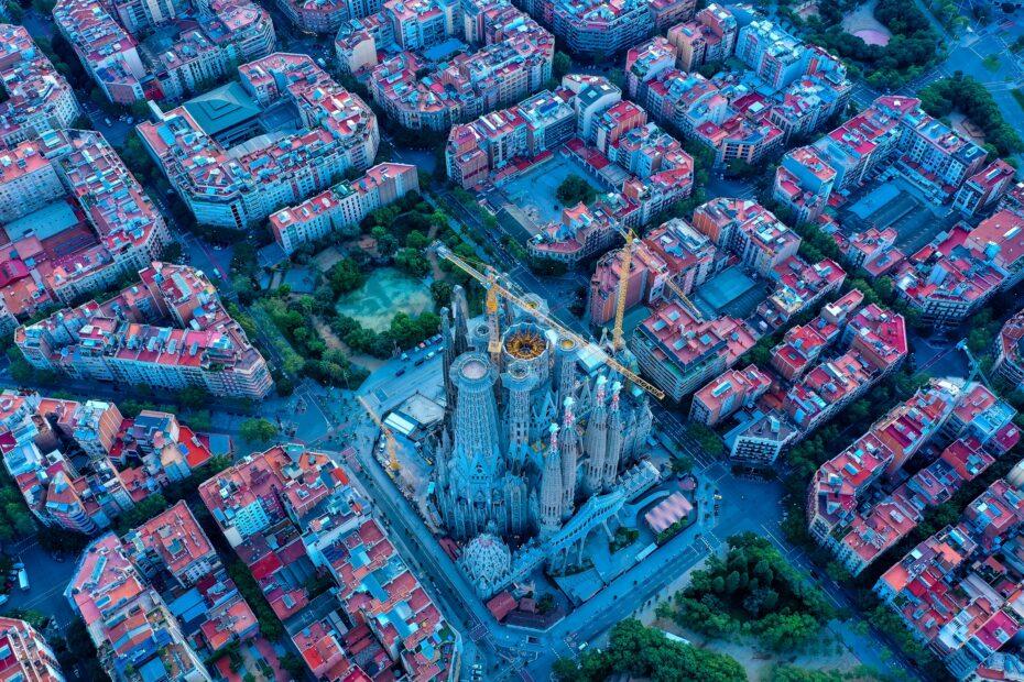 """Sagrada familia views"", Photo by Carles Rabada on Unsplash"