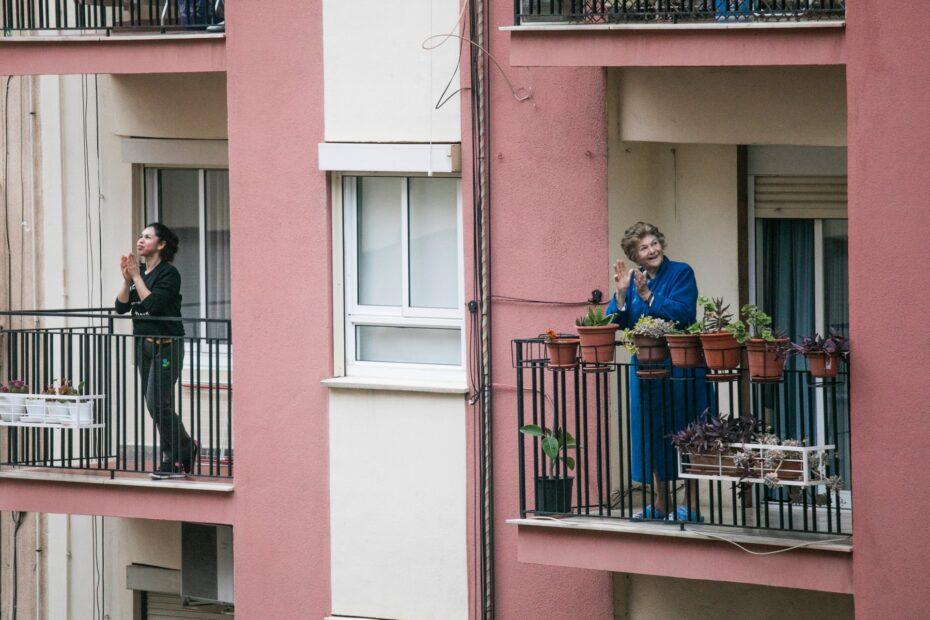 La cuarentena, desde mi ventana by Manuel Peris Tirado @ Unsplash